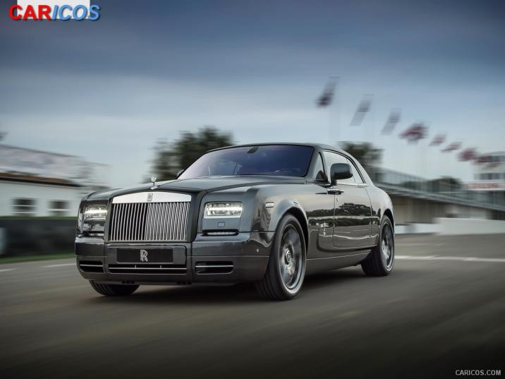 Rolls-Royce Phantom Coupe #4