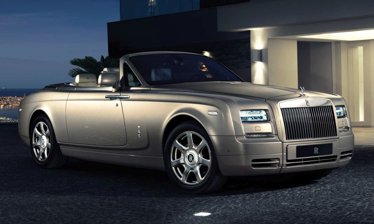 Rolls-Royce Phantom Coupe 2014 #6