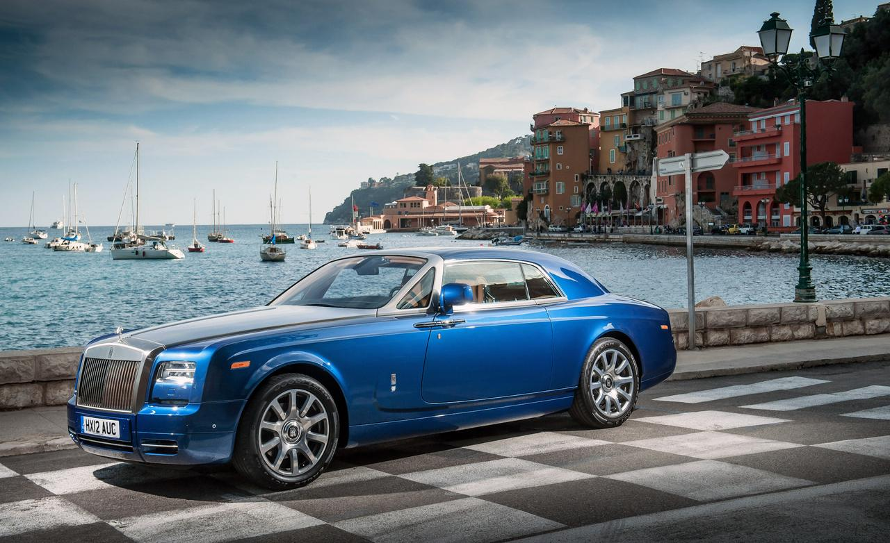 Rolls-Royce Phantom Coupe 2014 #7