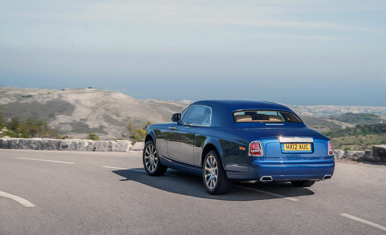 Rolls-Royce Phantom Coupe 2014 #9