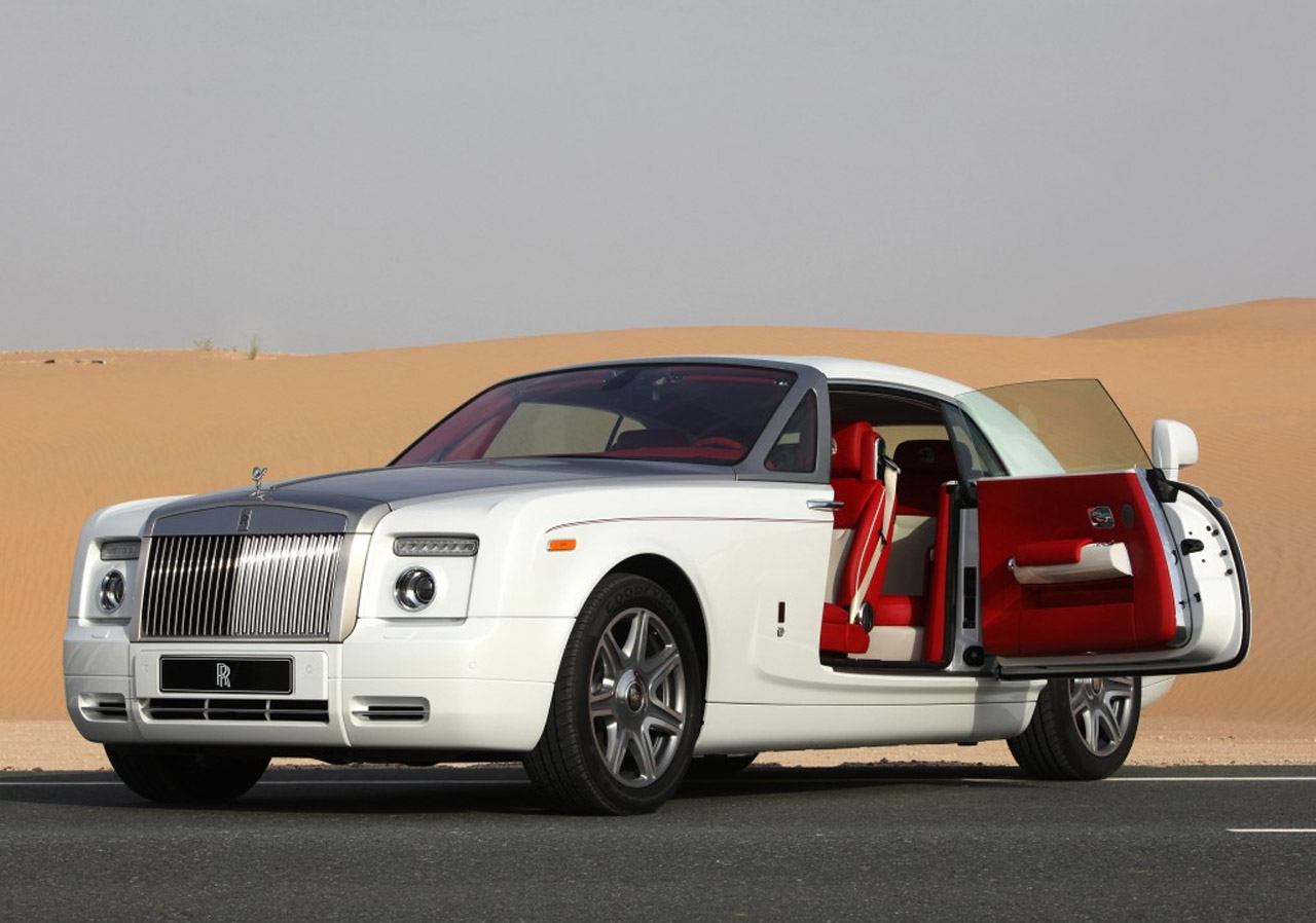 Rolls-Royce Phantom Coupe Base #8