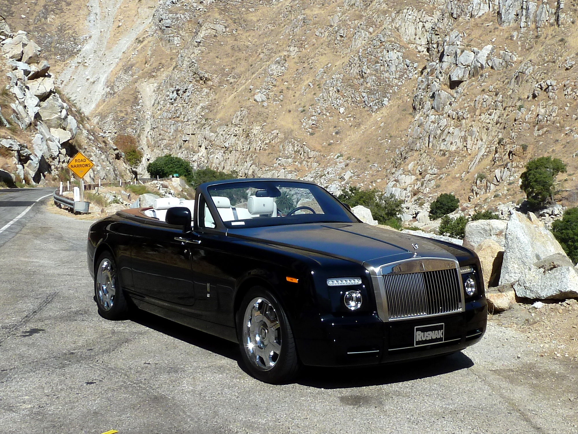 Rolls-Royce Phantom Drophead Coupe #2