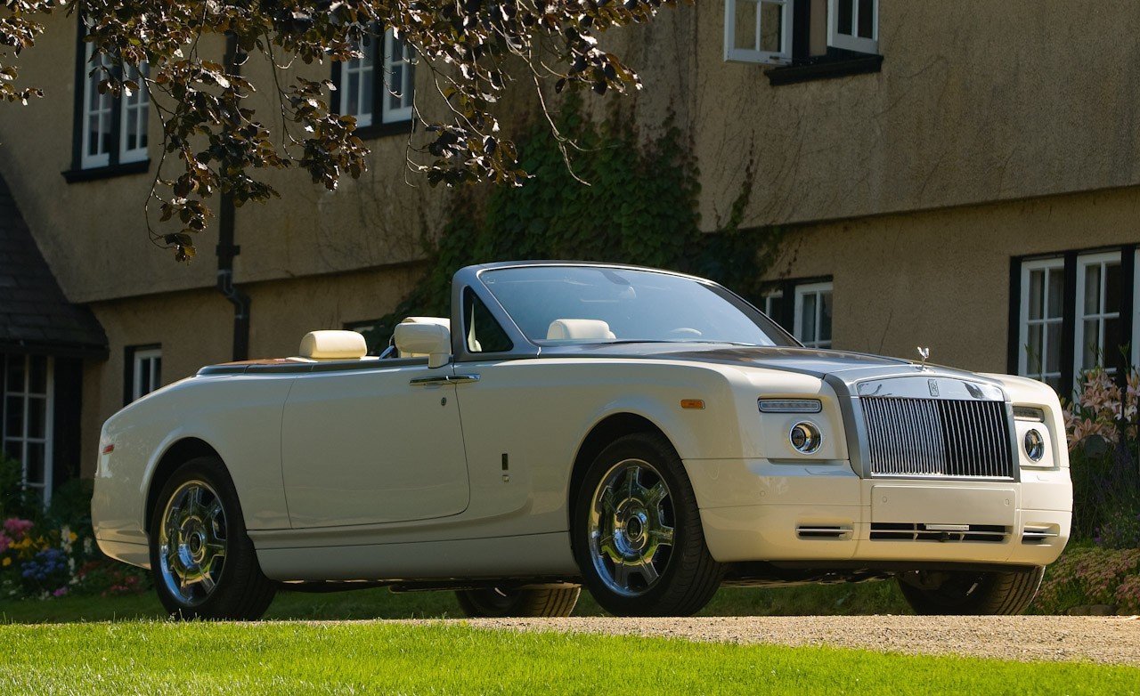 Rolls-Royce Phantom Drophead Coupe 2010 #4