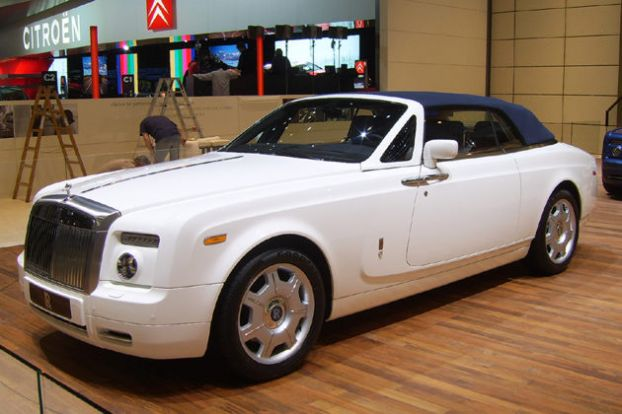 Rolls-Royce Phantom Drophead Coupe 2010 #6