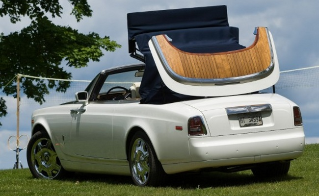 Rolls-Royce Phantom Drophead Coupe 2010 #10