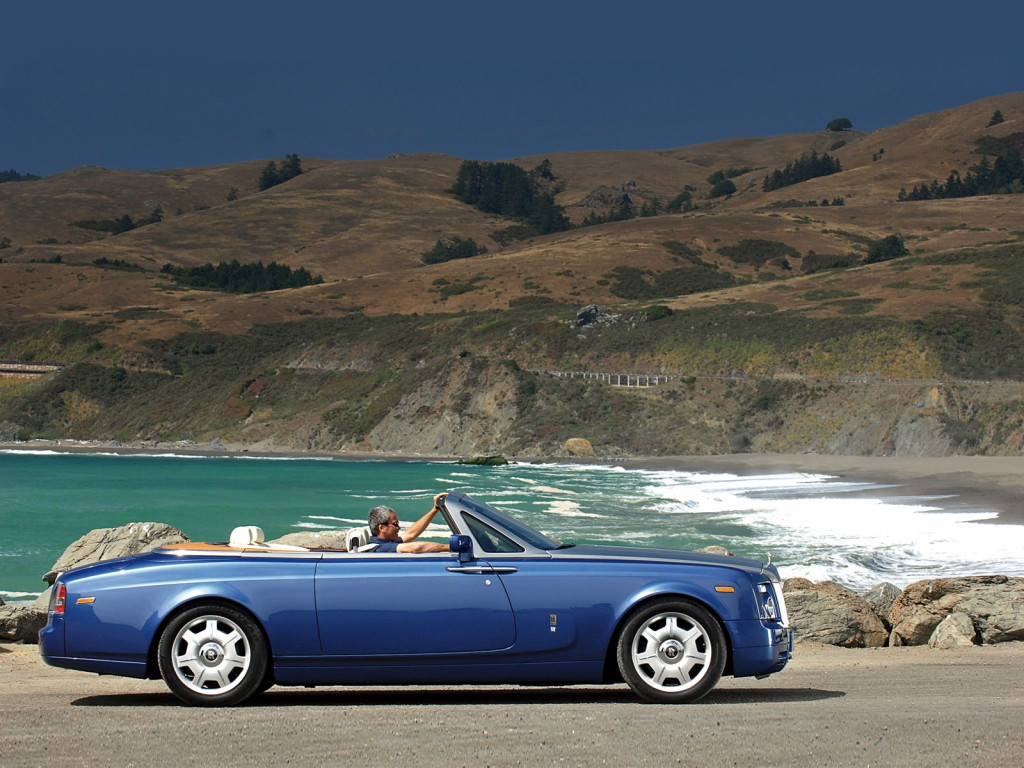 Rolls-Royce Phantom Drophead Coupe 2010 #11