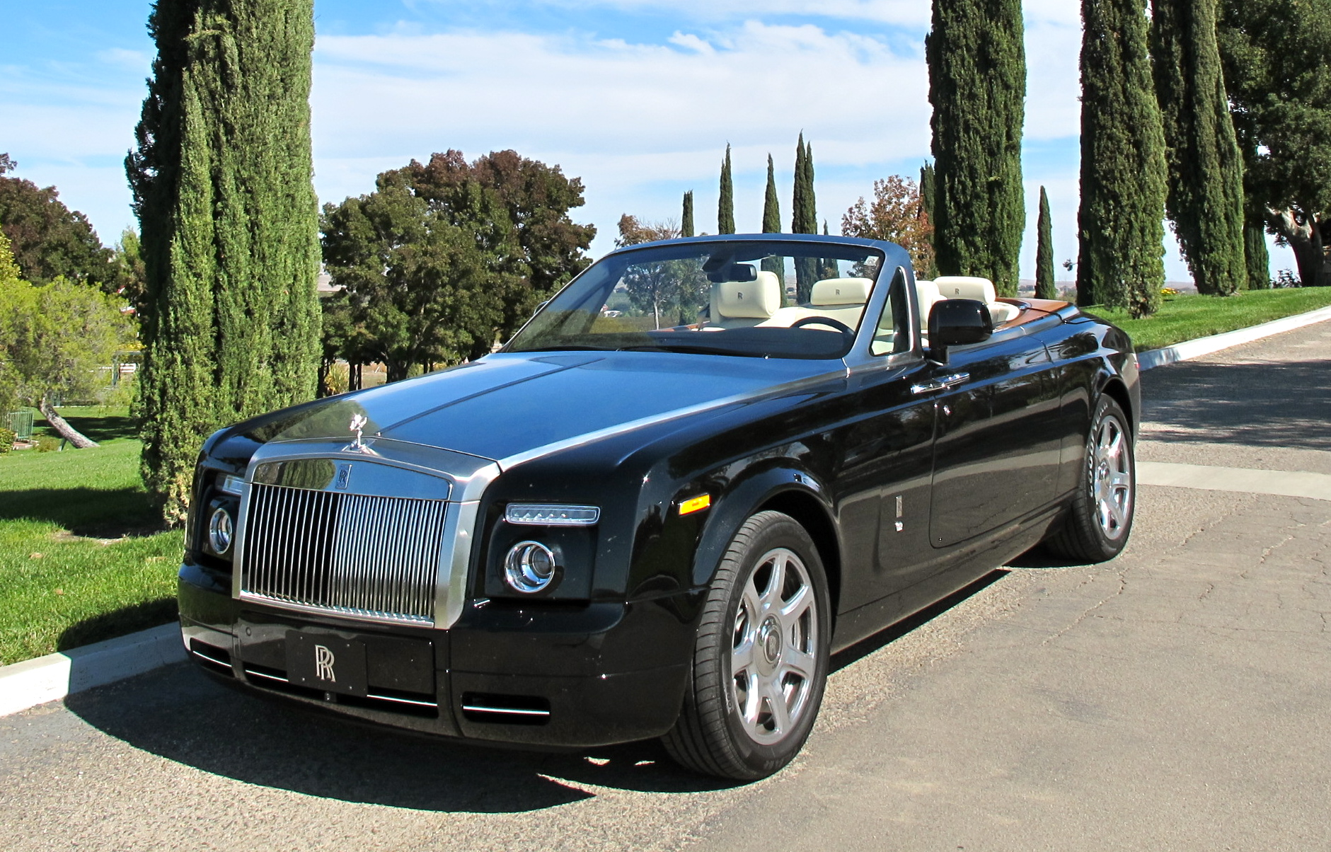 2011 Rolls Royce Phantom Drophead Coupe Information And