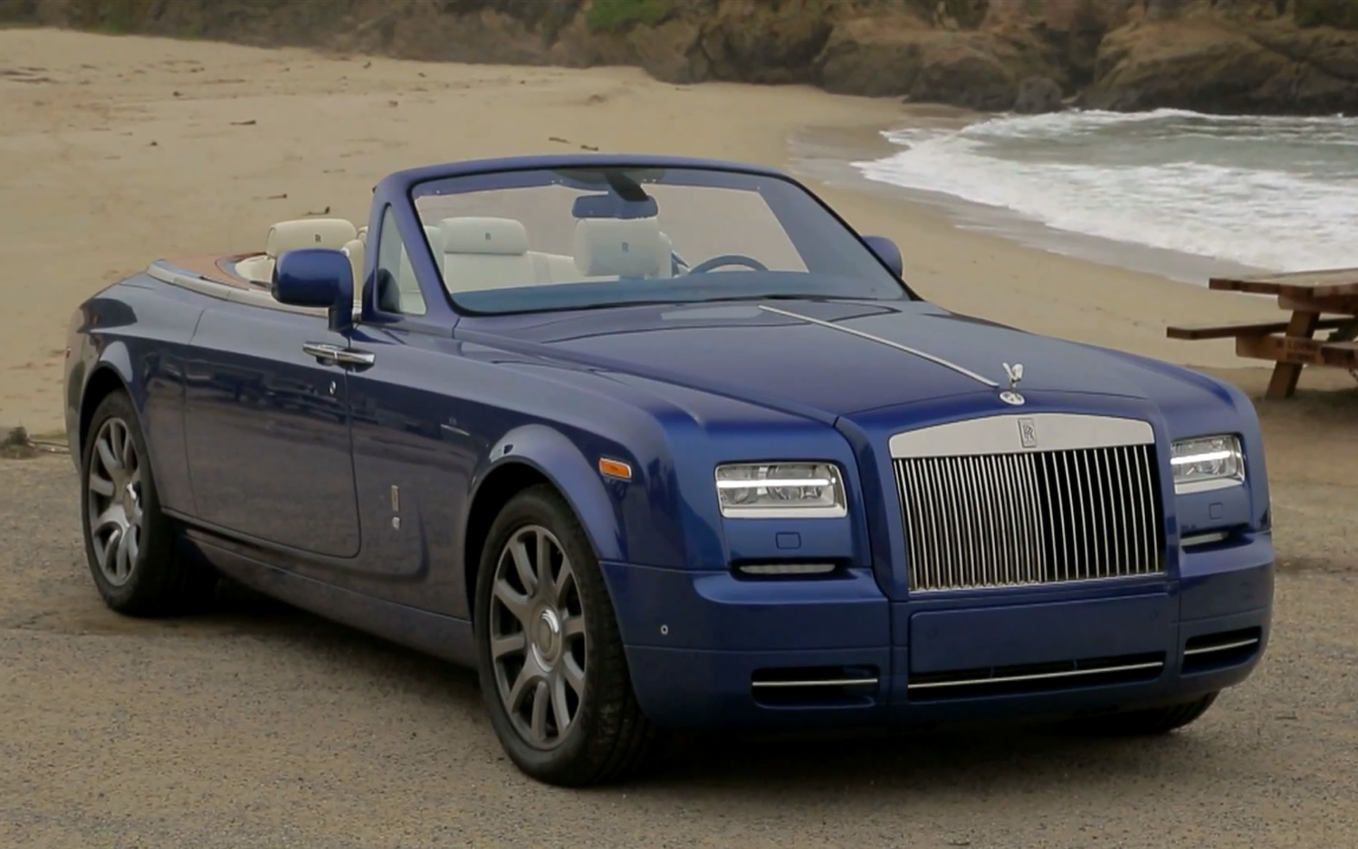 Rolls-Royce Phantom Drophead Coupe 2013 #1