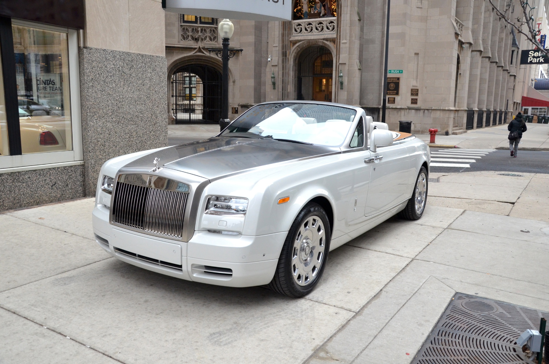 Rolls-Royce Phantom Drophead Coupe 2013 #2