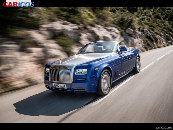 Rolls-Royce Phantom Drophead Coupe 2013 #3