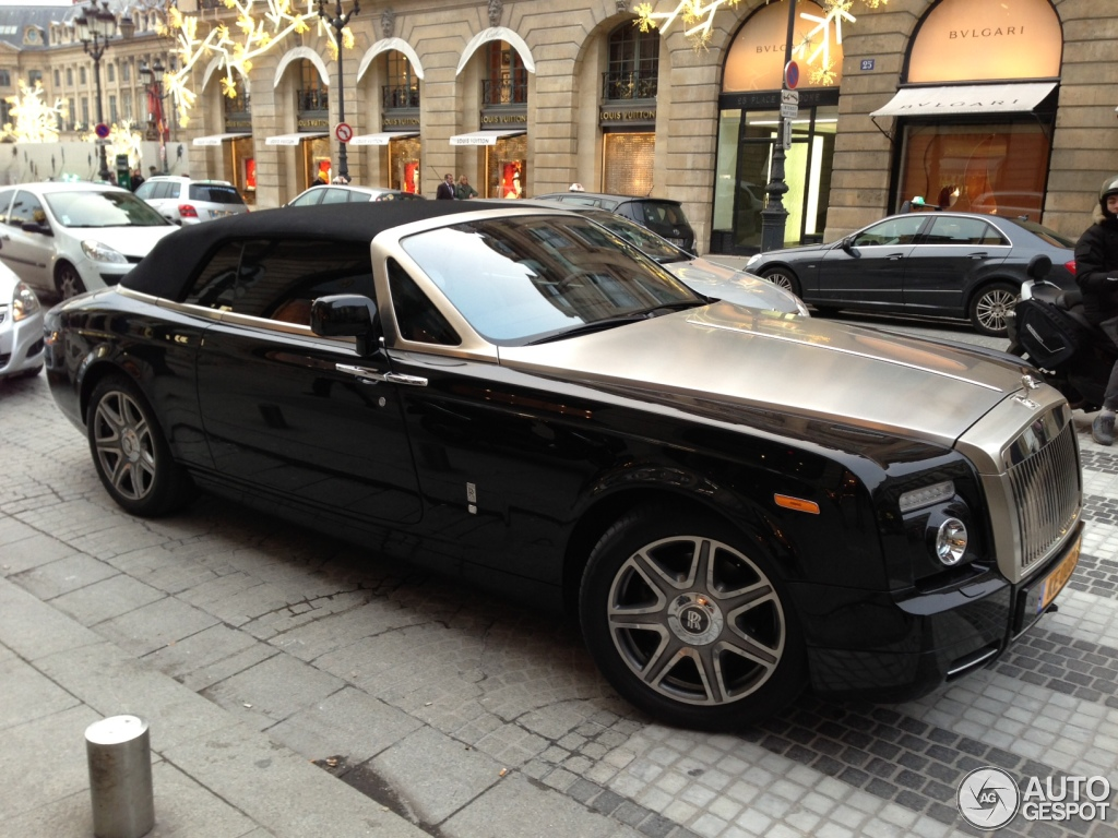 Rolls-Royce Phantom Drophead Coupe 2013 #4