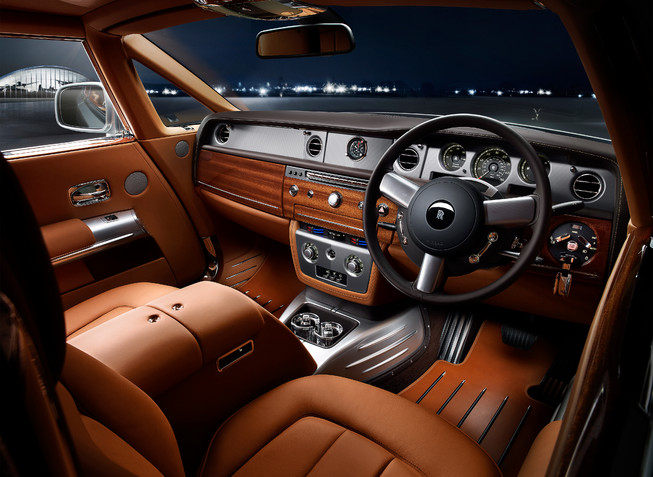 Rolls-Royce Phantom Drophead Coupe 2013 #8