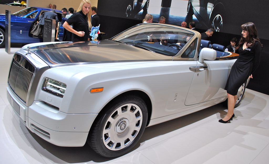 2014 Rolls Royce Phantom Drophead Coupe Information And