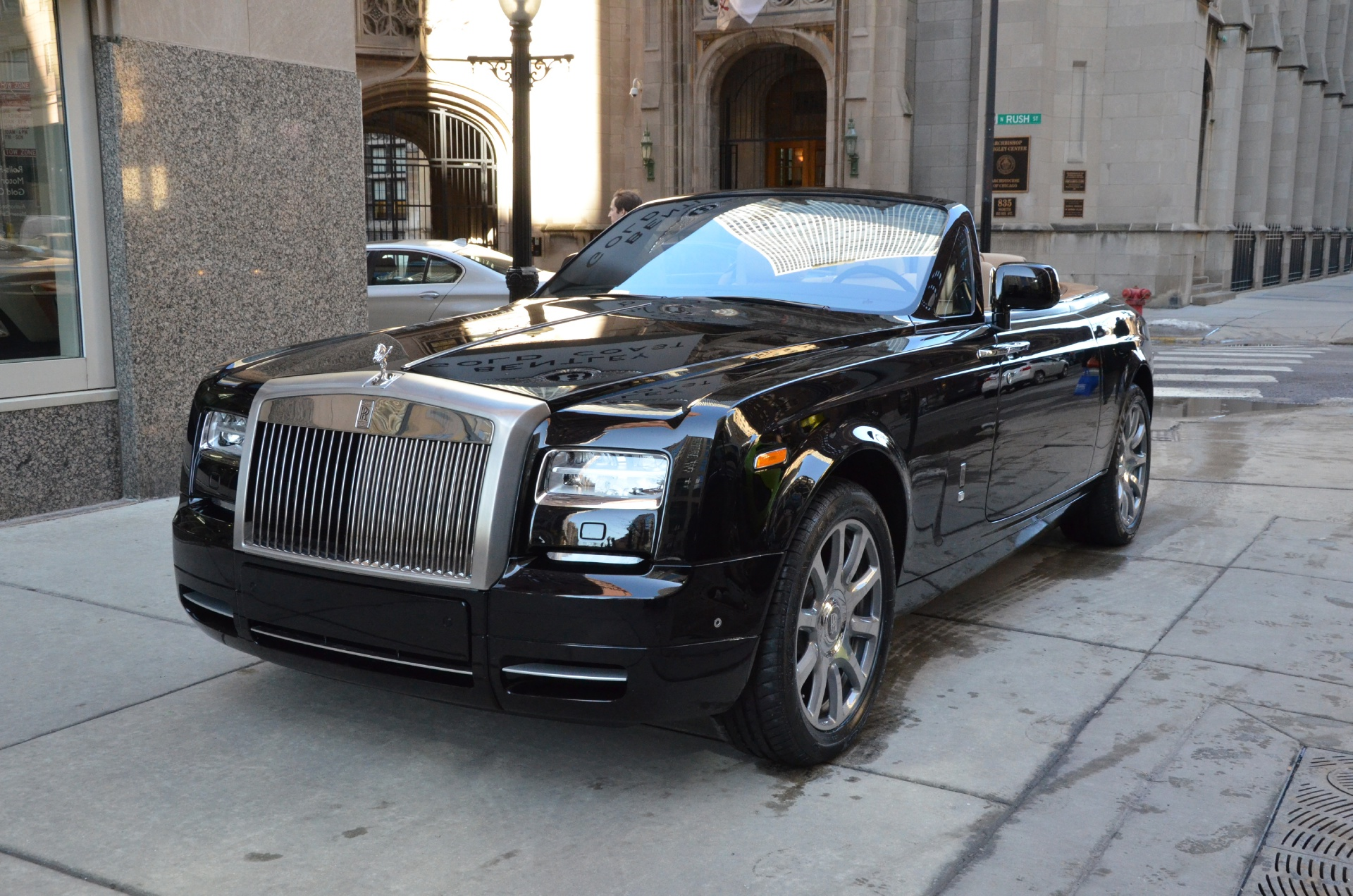 Rolls-Royce Phantom Drophead Coupe 2014 #8