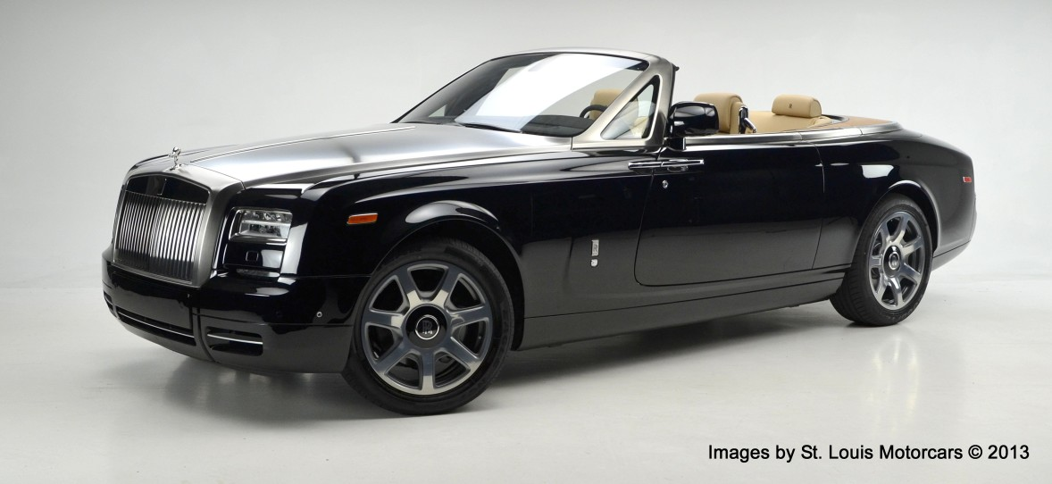 Rolls-Royce Phantom Drophead Coupe 2014 #13