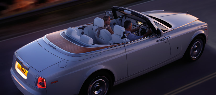 Rolls-Royce Phantom Drophead Coupe 2014 #4