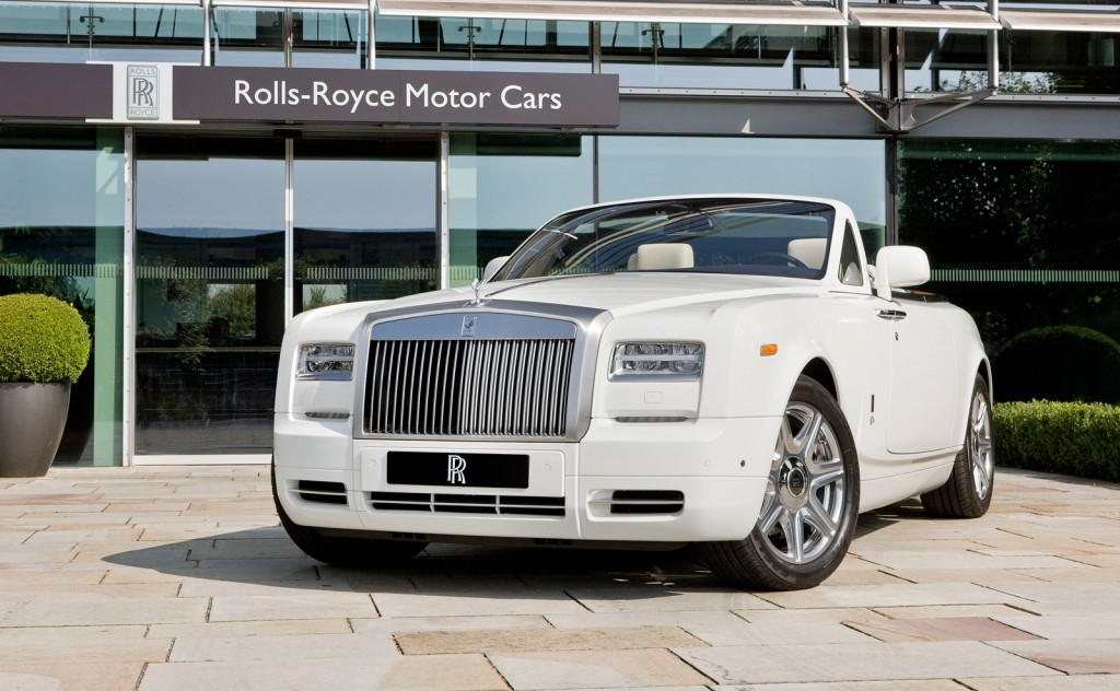Rolls-Royce Phantom Drophead Coupe #10