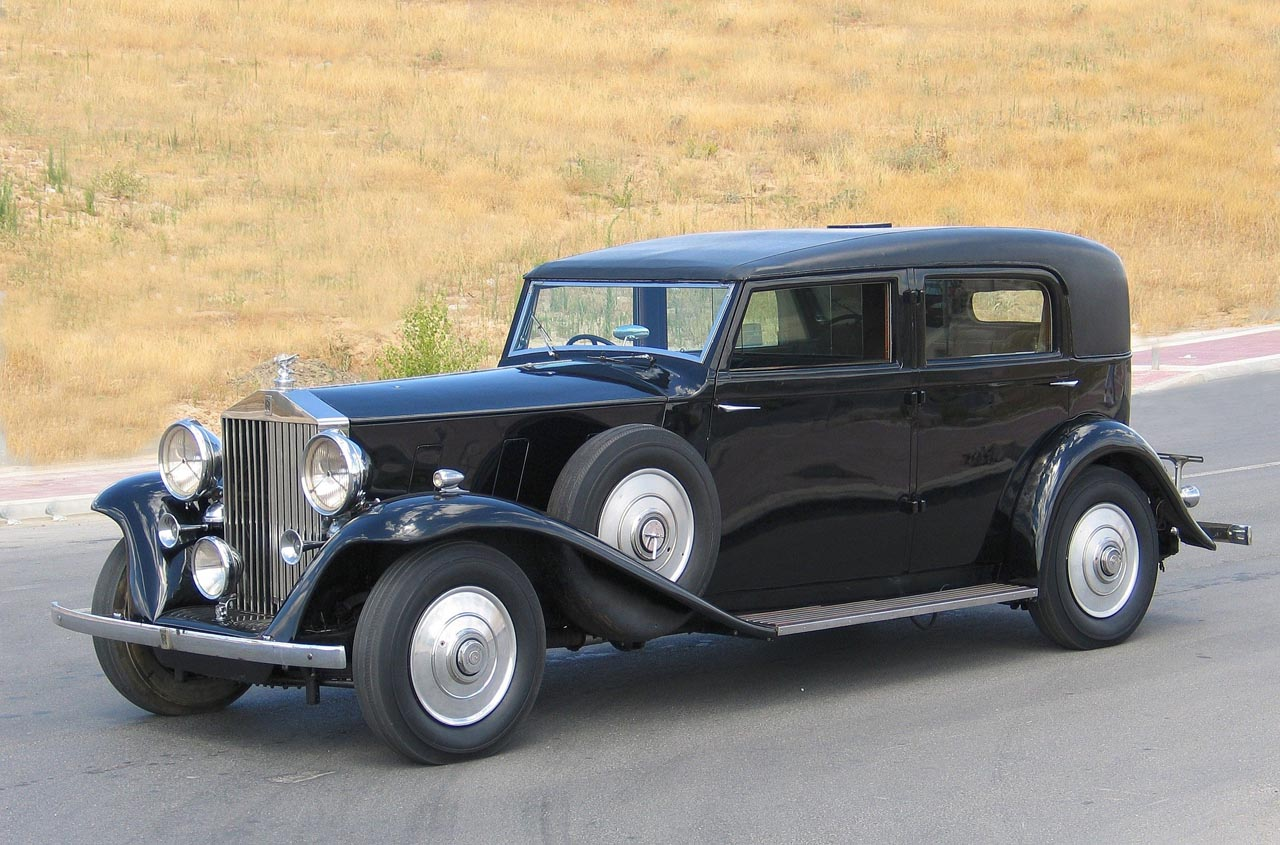 rolls royce phantom iii information and photos momentcar. Black Bedroom Furniture Sets. Home Design Ideas