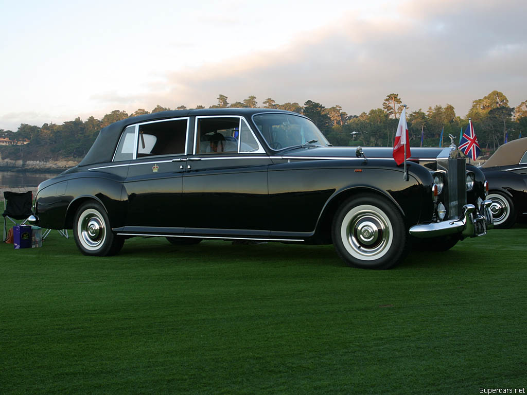 1966 Rolls Royce Phantom V Information And Photos