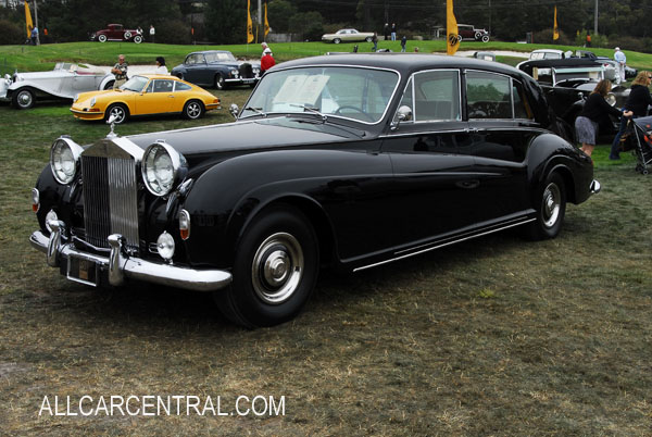 1967 Rolls-Royce Phantom V - Information and photos - MOTcar