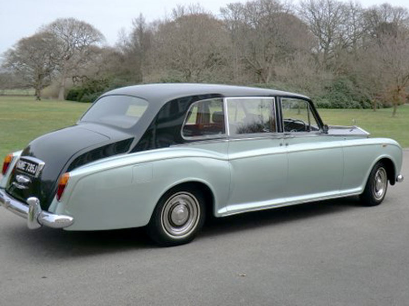 Rolls-Royce Phantom VI 1971 #4
