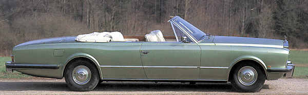 Rolls-Royce Phantom VI 1971 #6