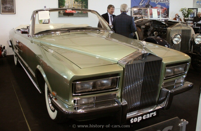 Rolls-Royce Phantom VI 1971 #9