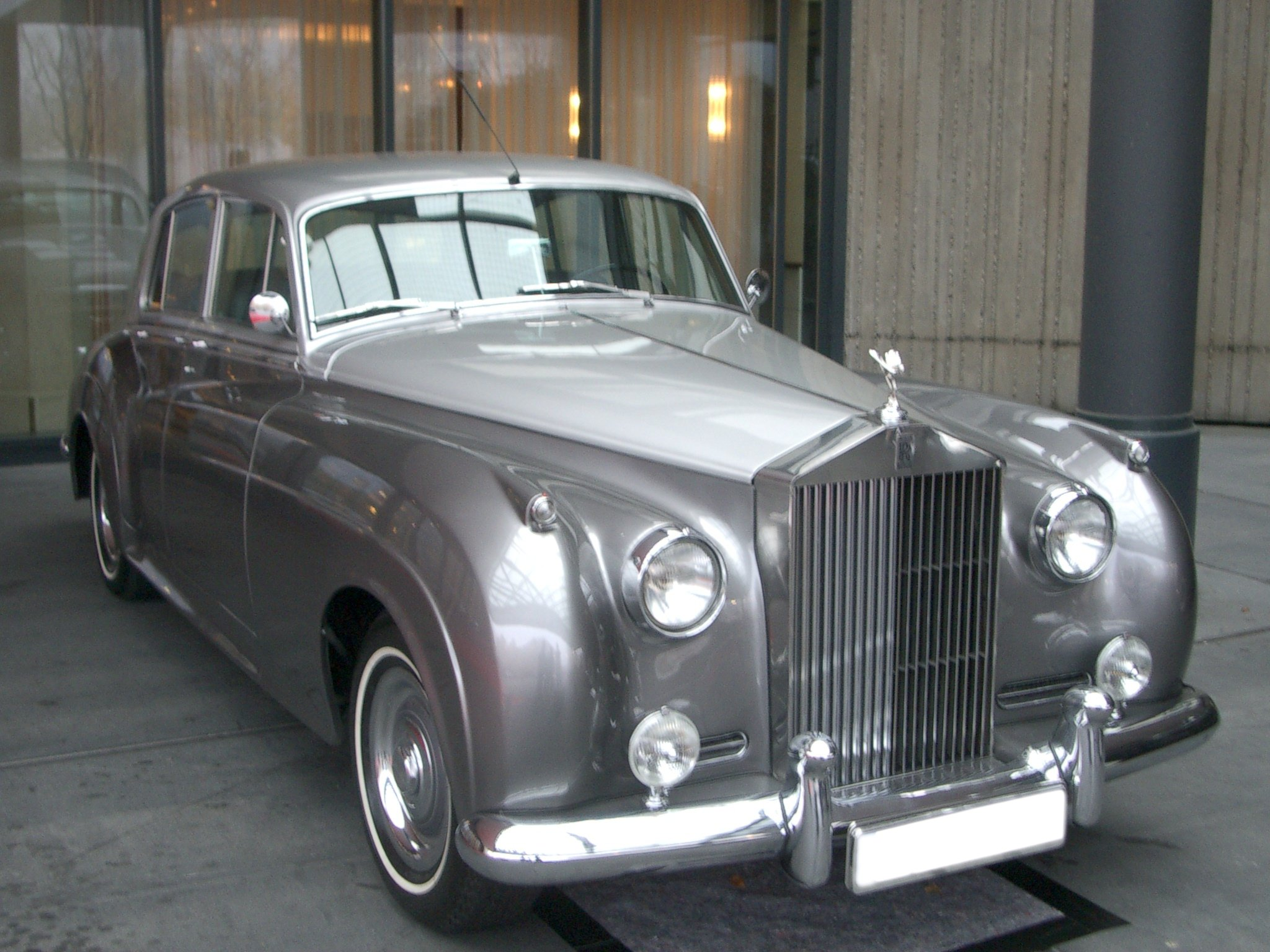 Rolls-Royce Silver Cloud II #1