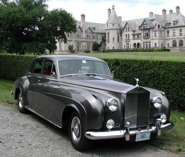 Rolls-Royce Silver Cloud II #10