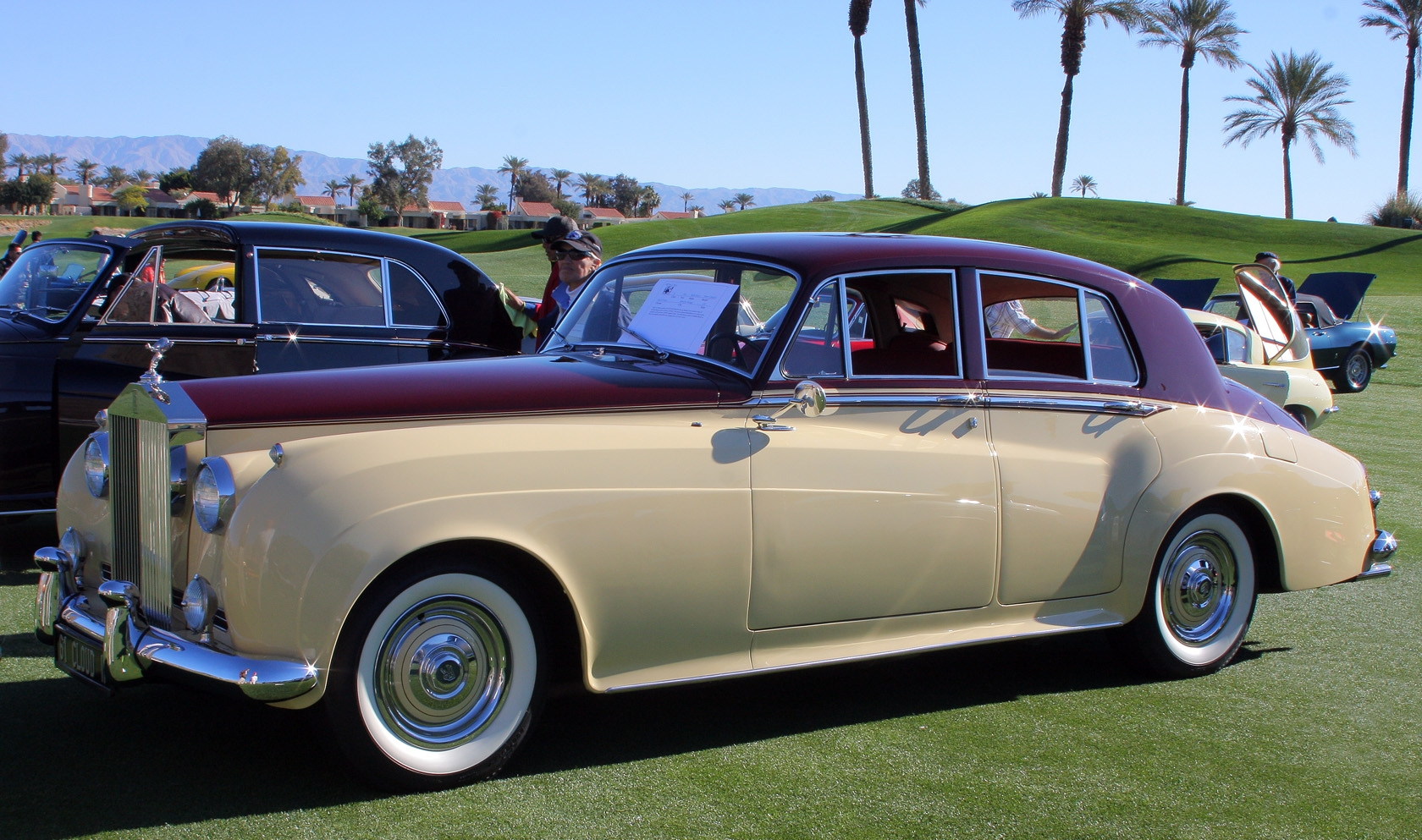 Rolls-Royce Silver Cloud II #12