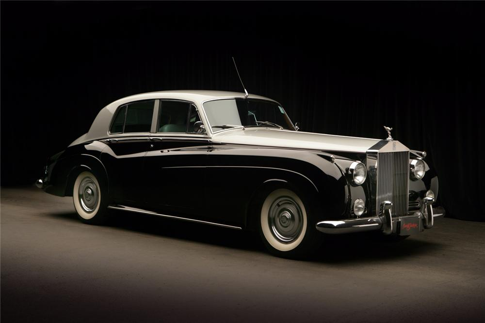 Rolls-Royce Silver Cloud II #13