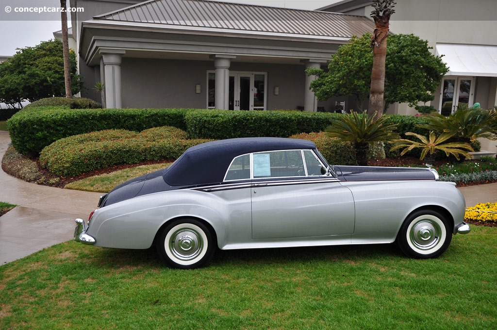 Rolls-Royce Silver Cloud II #14