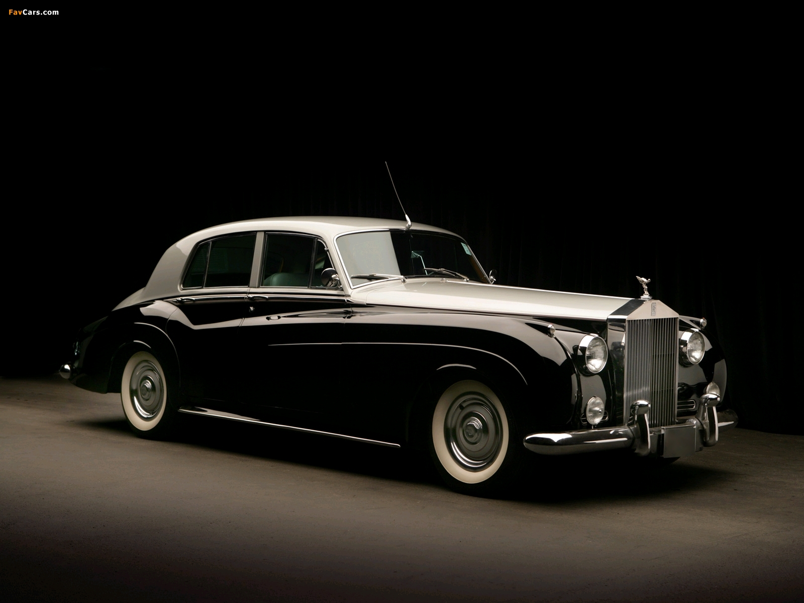 1959 Rolls Royce Silver Cloud Ii Information And Photos