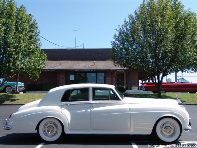 1961 Rolls-Royce Silver Cloud II - Information and photos - MOTcar