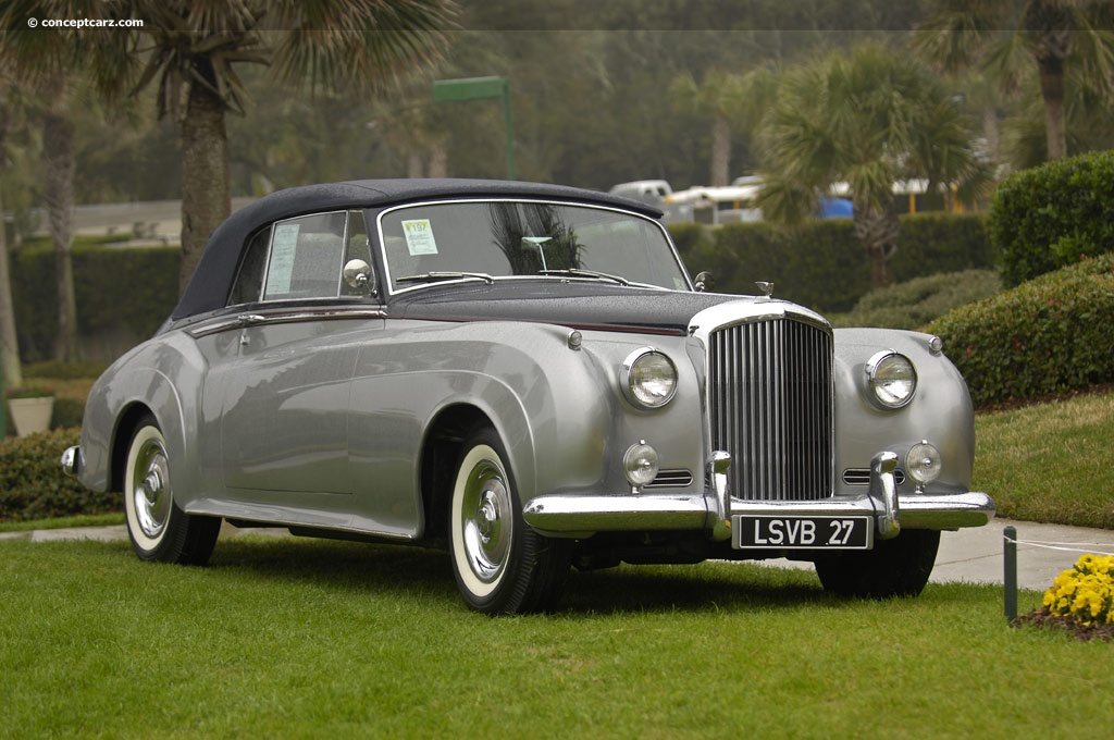 Rolls-Royce Silver Cloud II #3