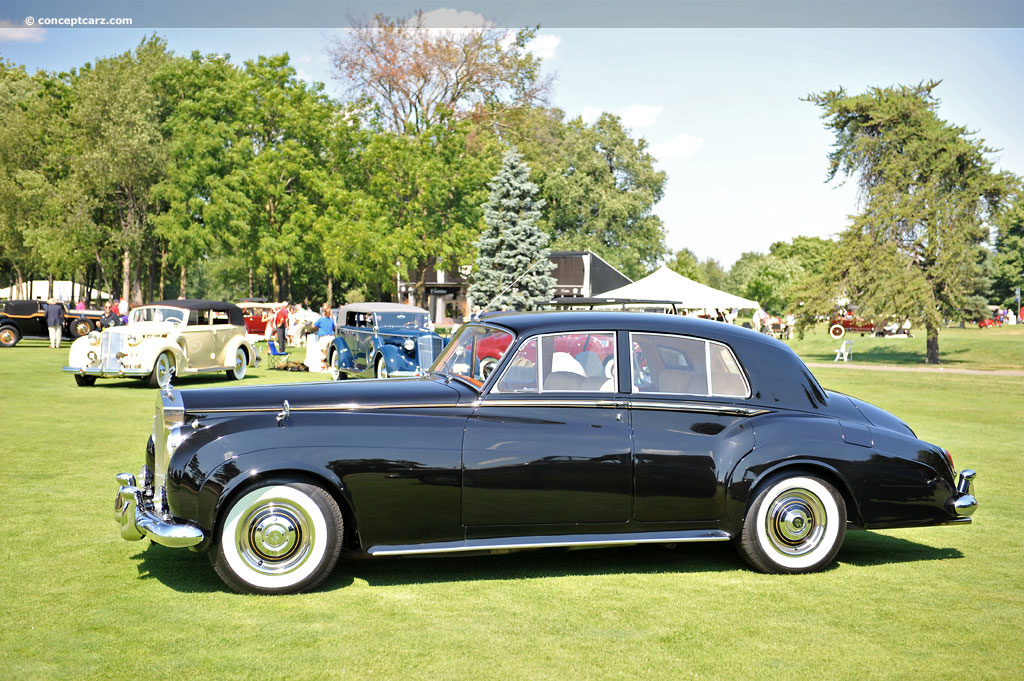 Rolls-Royce Silver Cloud II #9