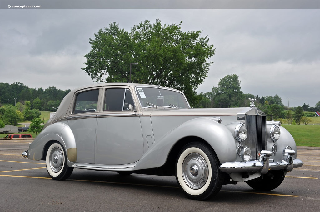 1949 Rolls Royce Silver Dawn Information And Photos
