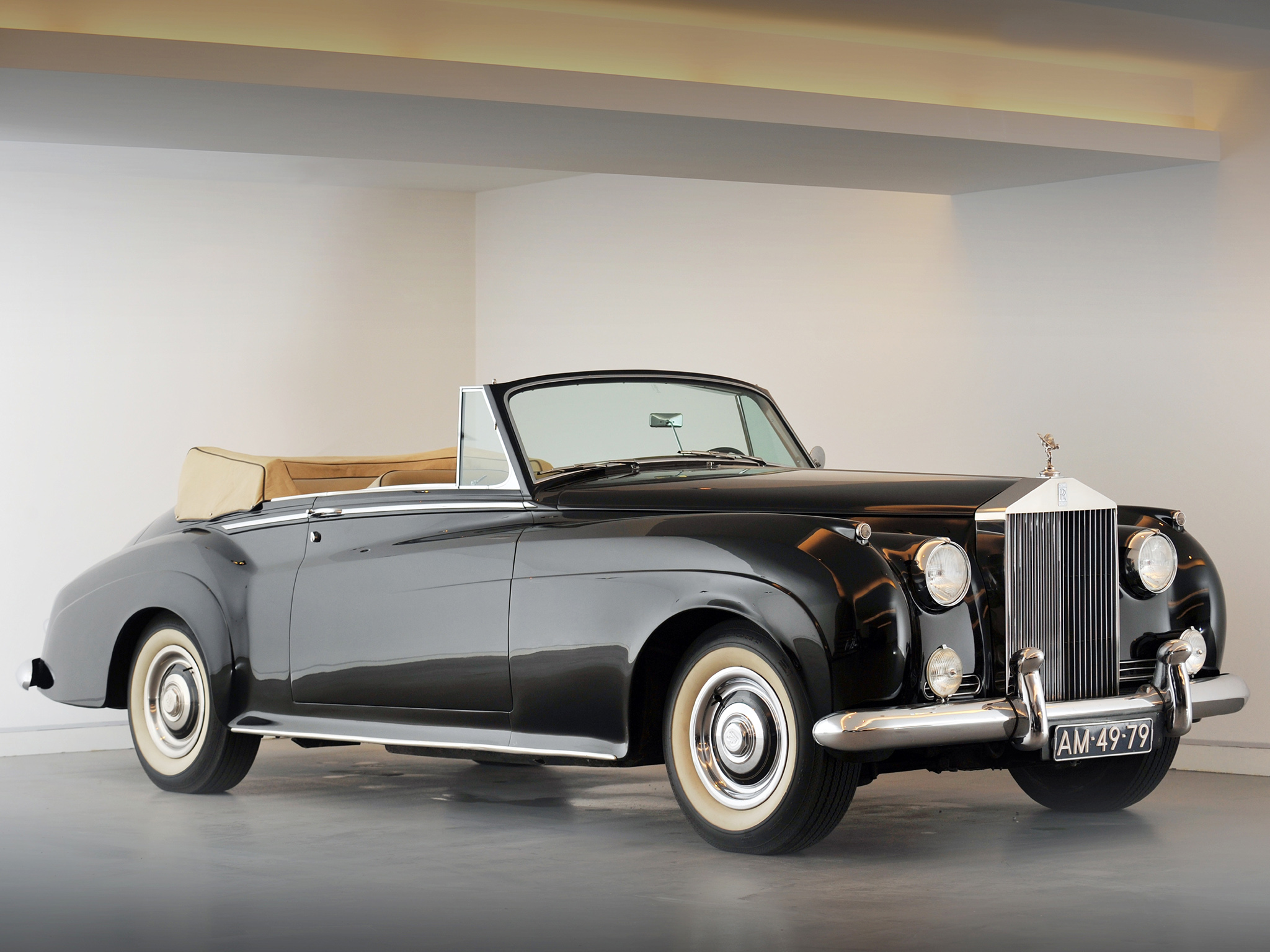 1953 Rolls Royce Silver Dawn Information And Photos