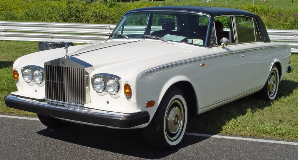 Rolls-Royce Silver Shadow #14
