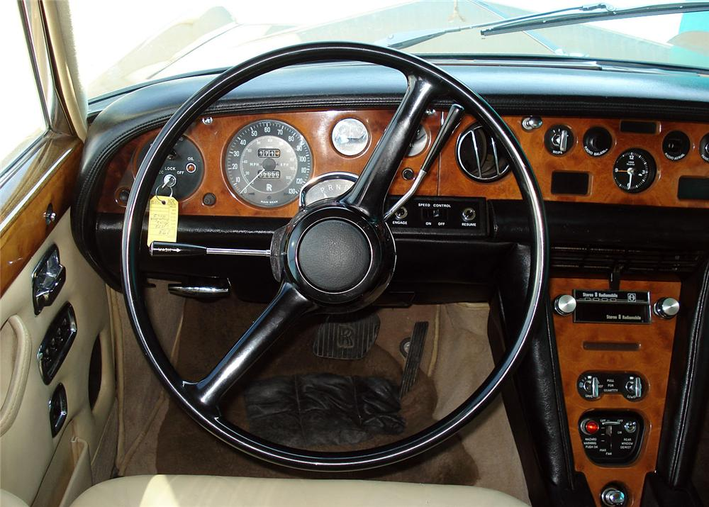 1973 Rolls-Royce Silver Shadow - Information and photos - MOTcar