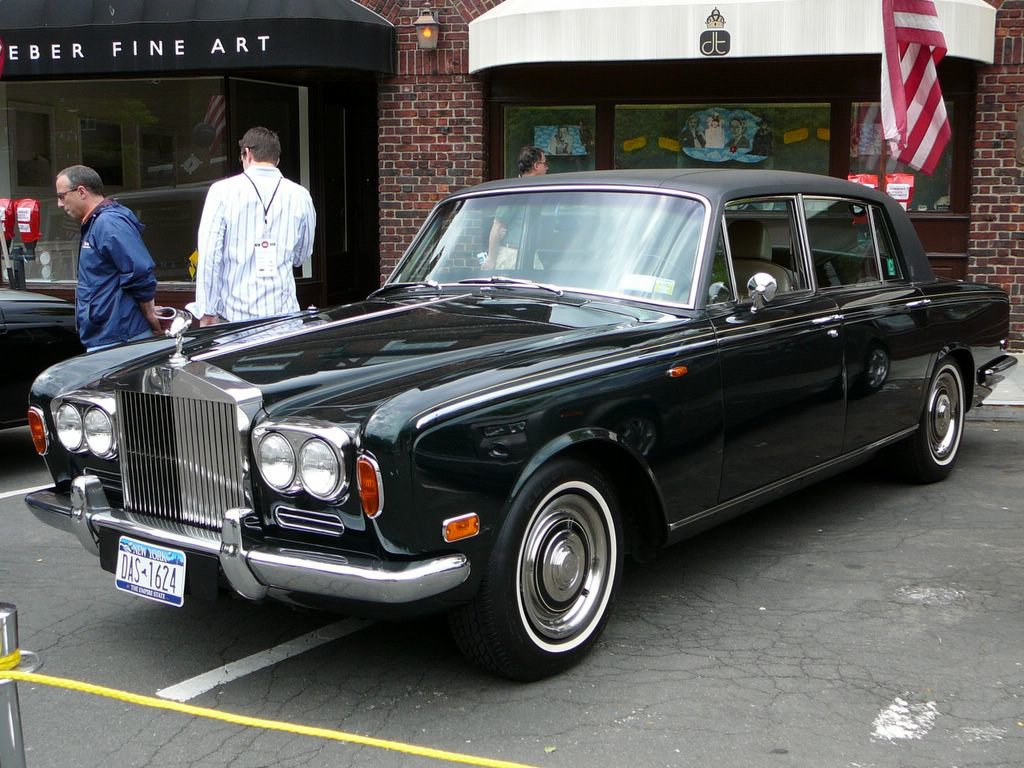 Rolls-Royce Silver Shadow 1973 #6