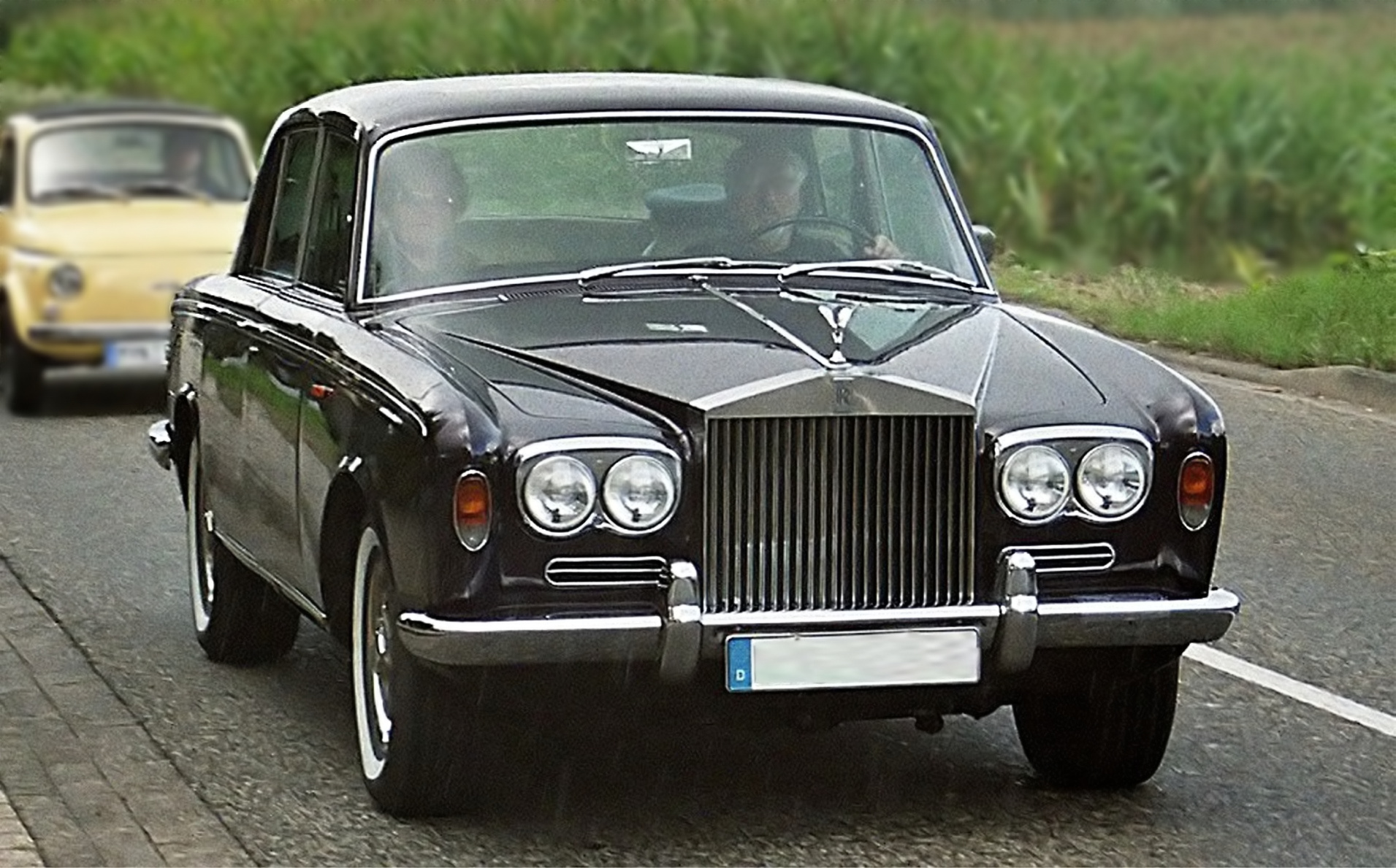 1978 Rolls-Royce Silver Shadow - Information and photos - MOTcar