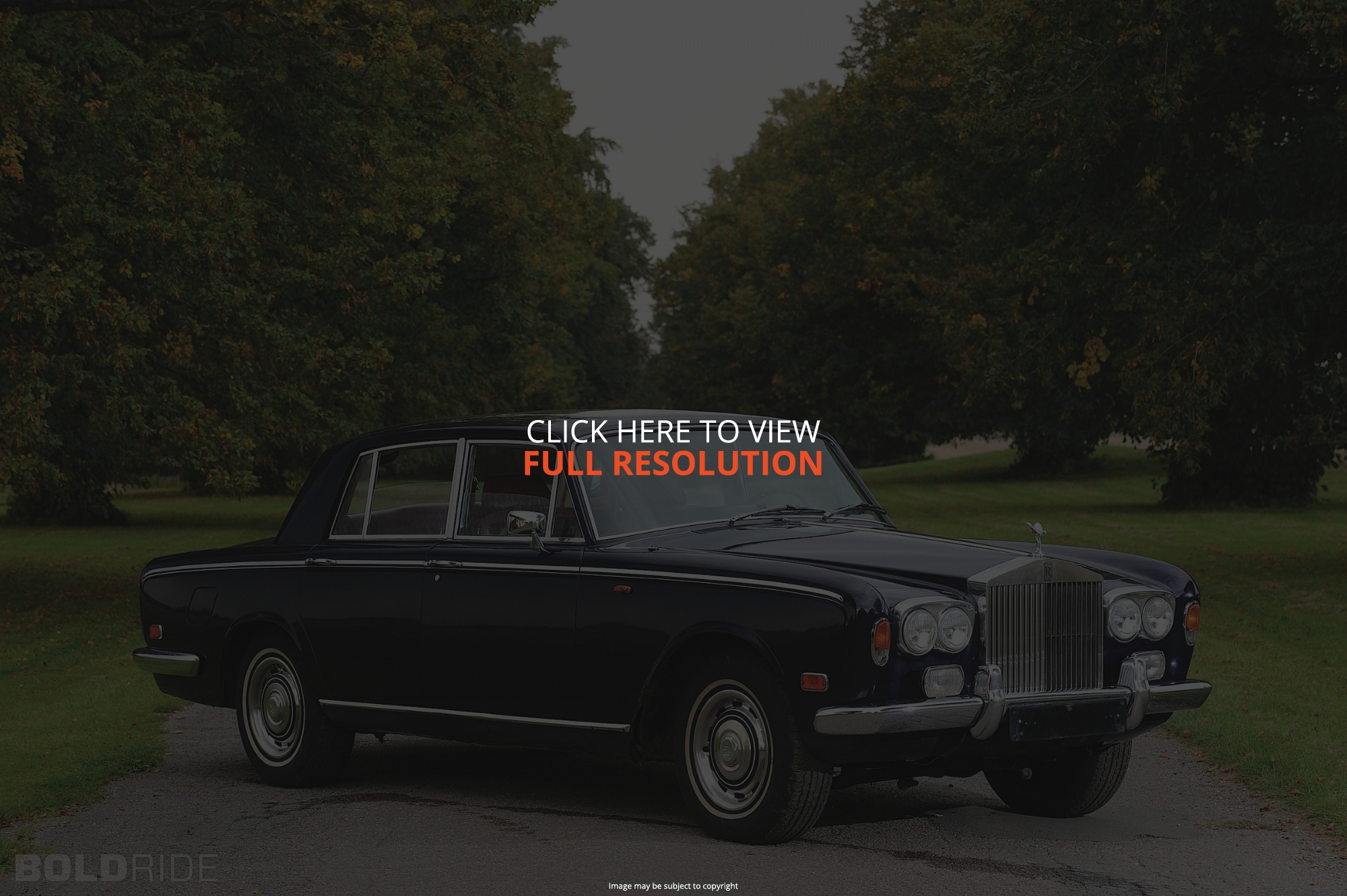 Rolls-Royce Silver Shadow #5