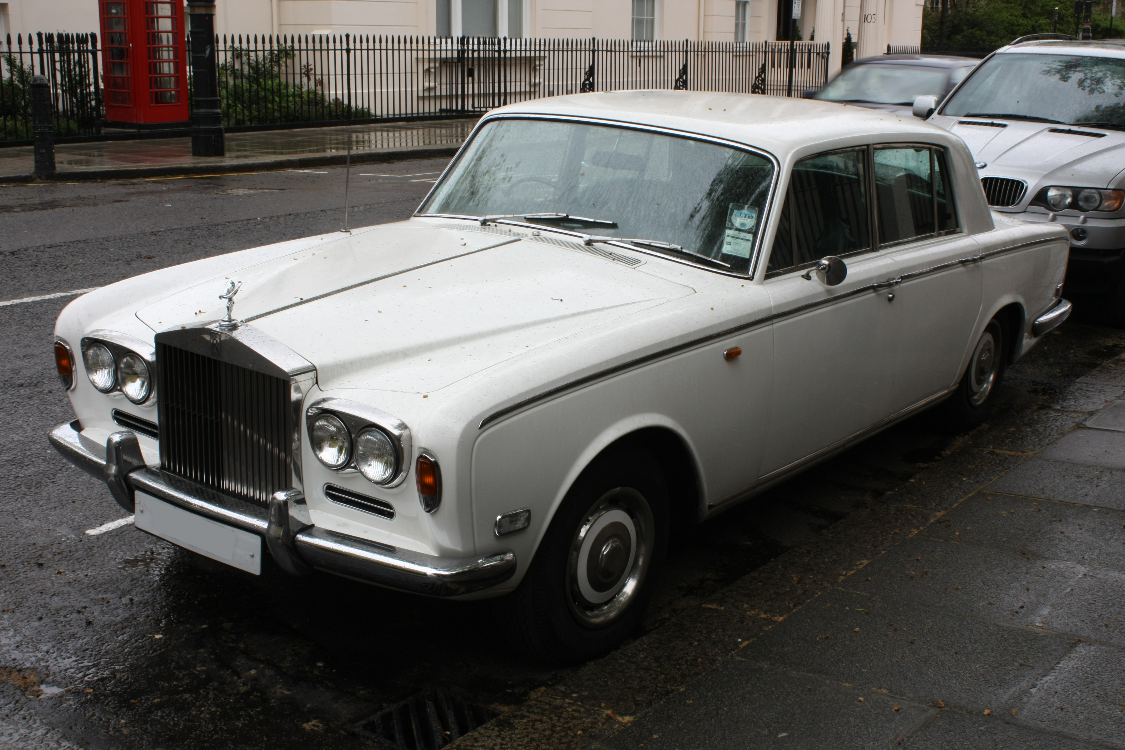 Rolls-Royce Silver Shadow #9