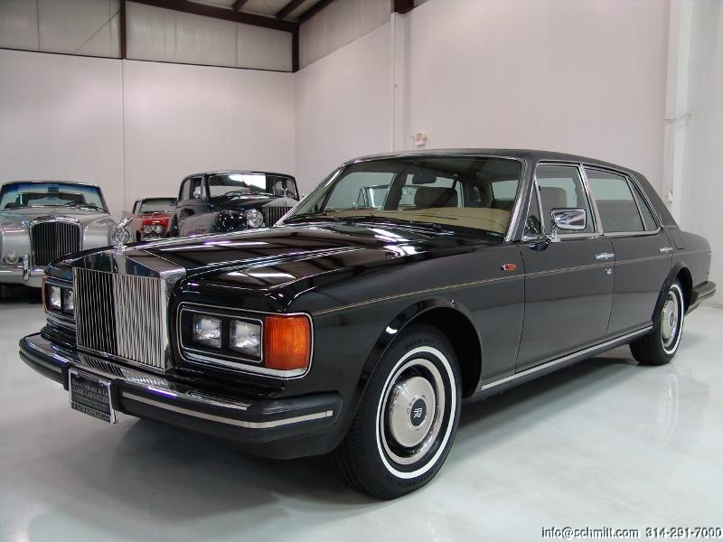 1981 Rolls Royce Silver Spur Information And Photos