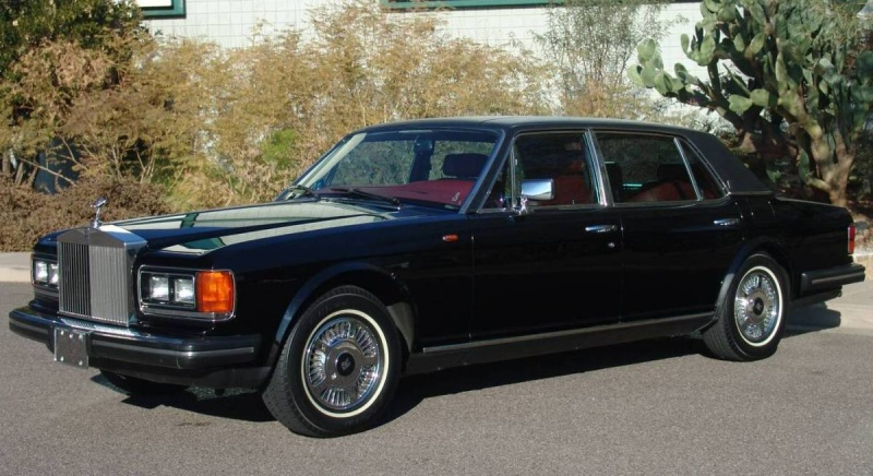 1985 Rolls-Royce Silver Spur - Information and photos - MOTcar