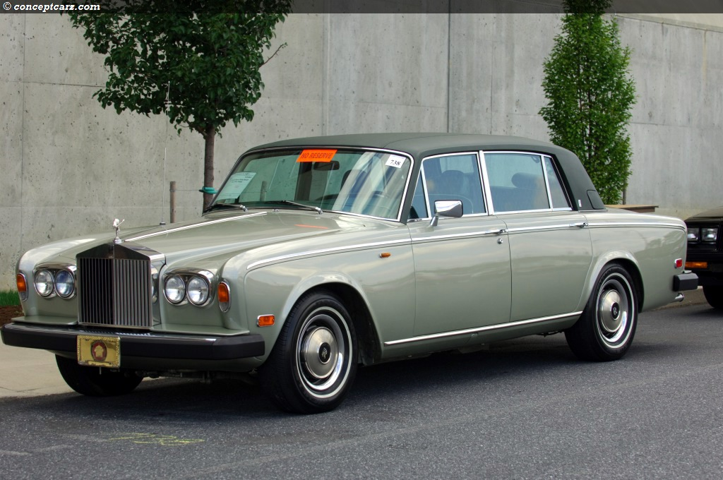 1977 Rolls-Royce Silver Wraith II - Information and photos ...