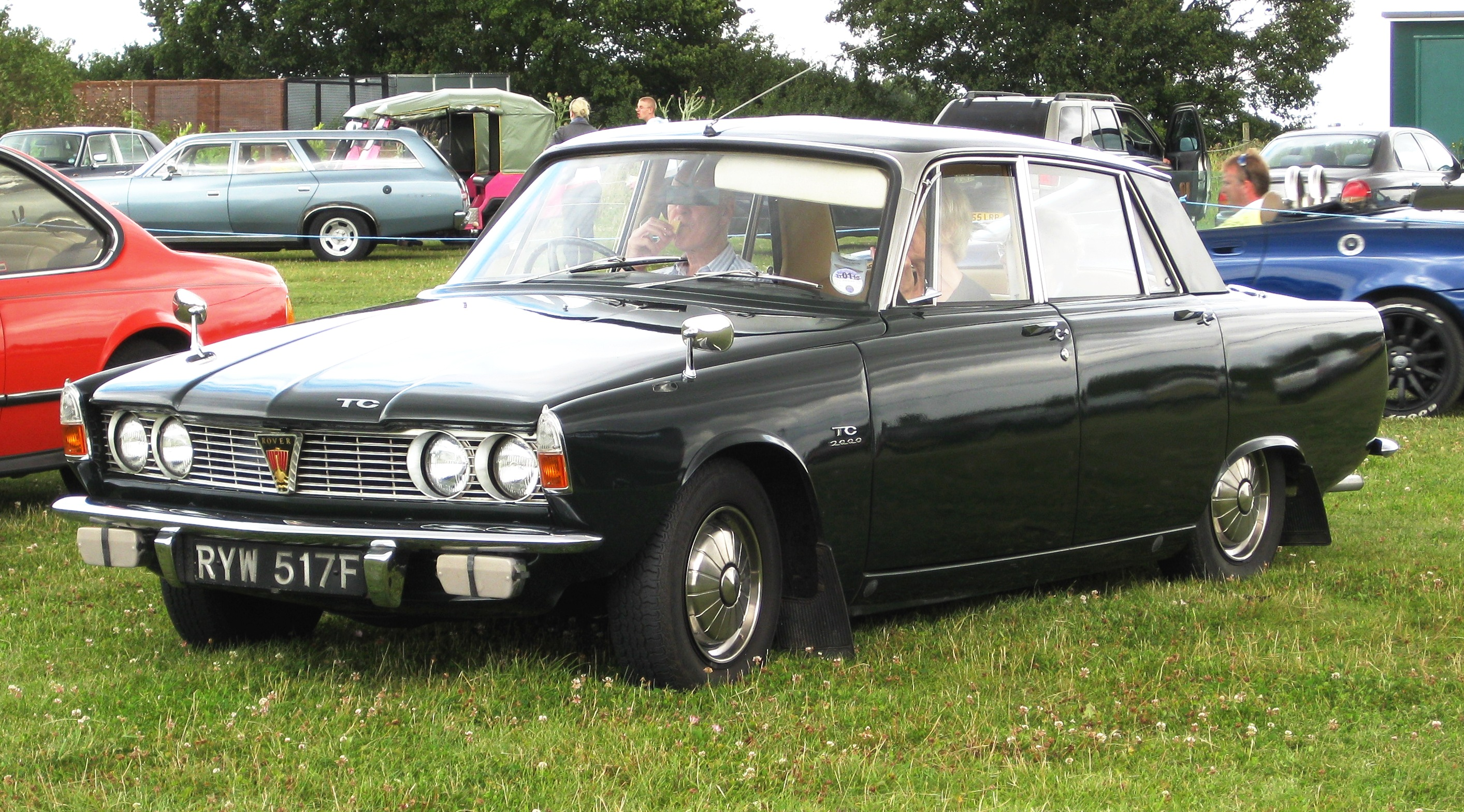 Rover 2000 Series 1967 #1