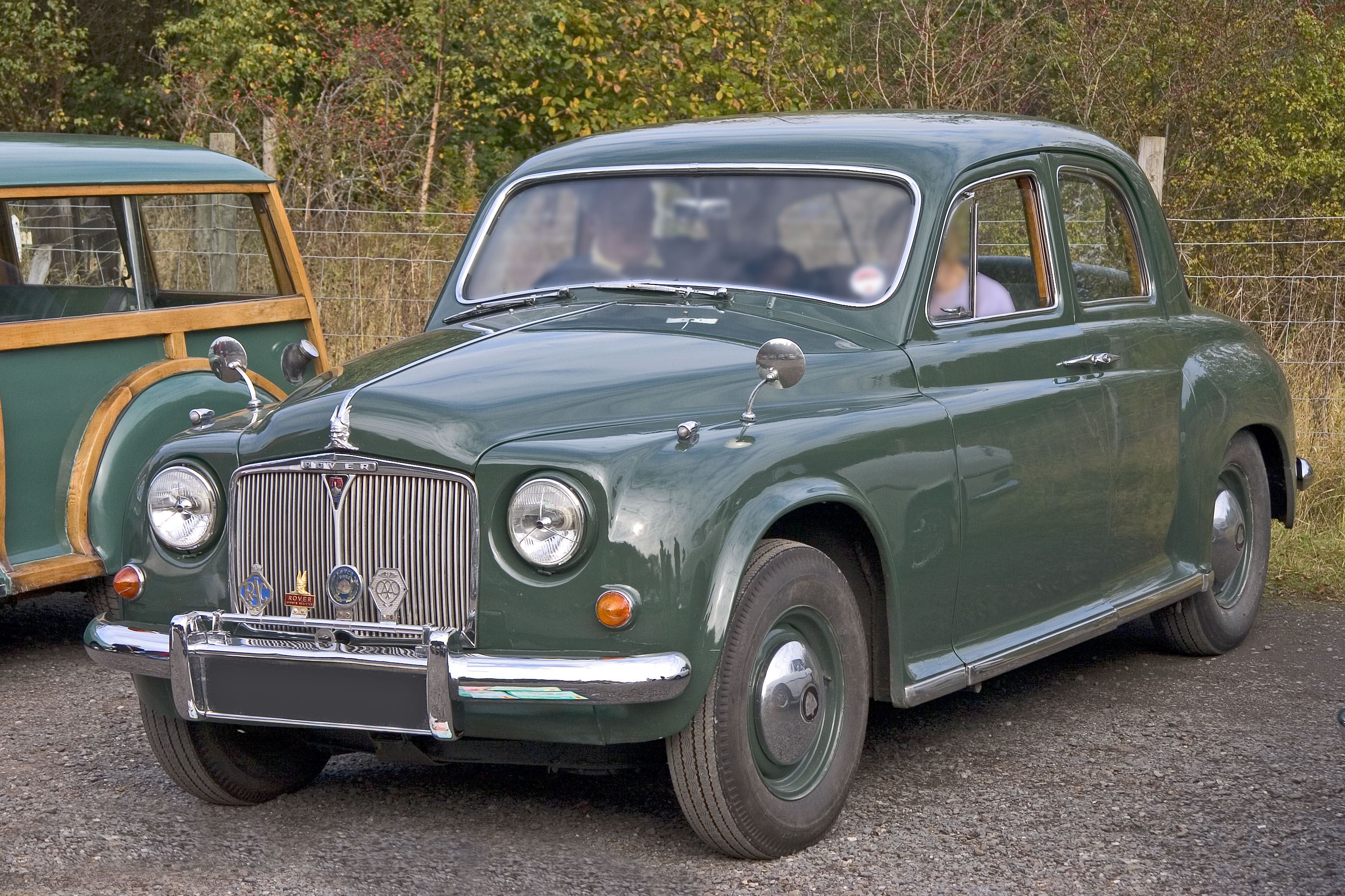 1952 rover 75 information and photos momentcar. Black Bedroom Furniture Sets. Home Design Ideas
