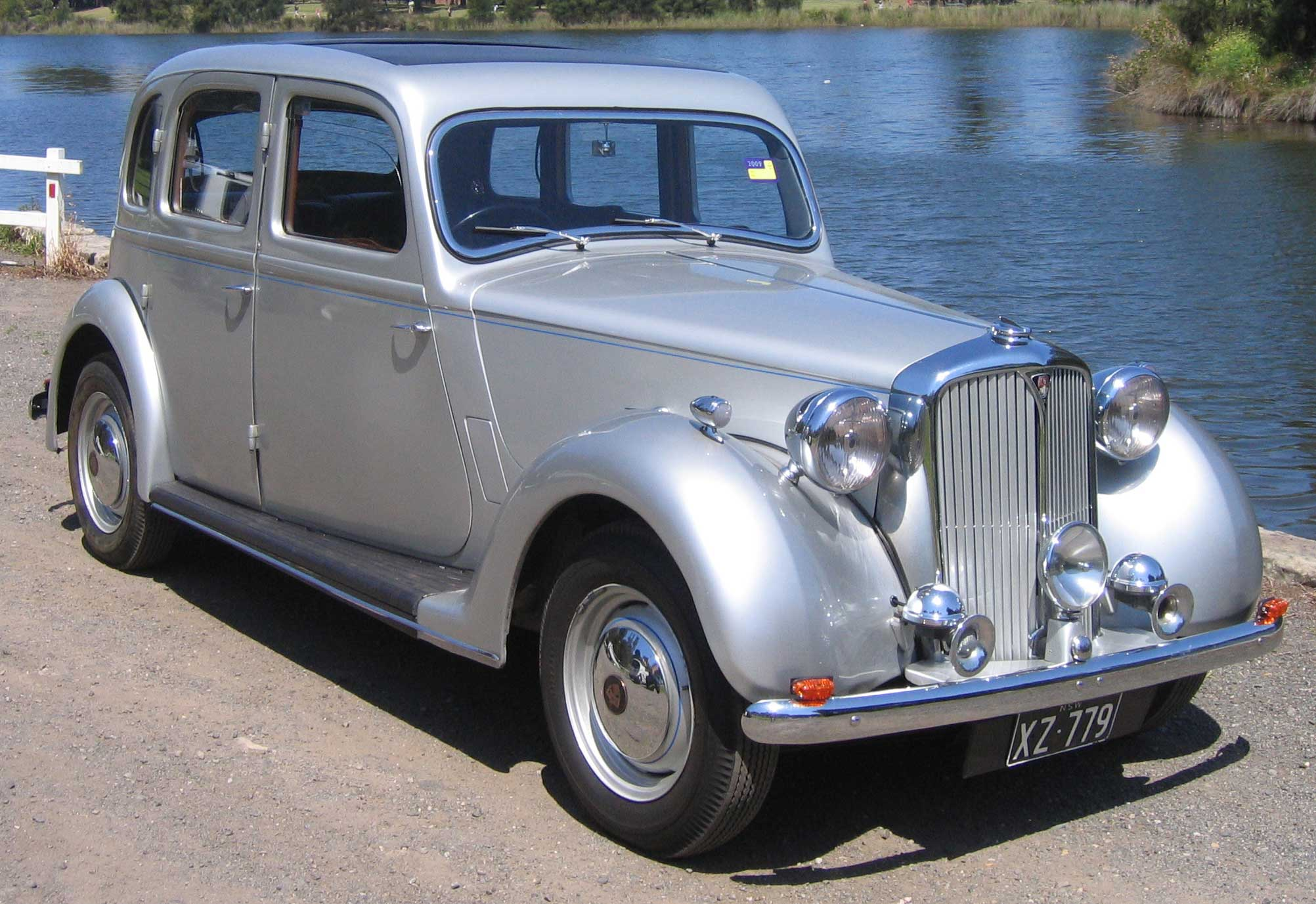 1948 Rover P3 Information And Photos Momentcar